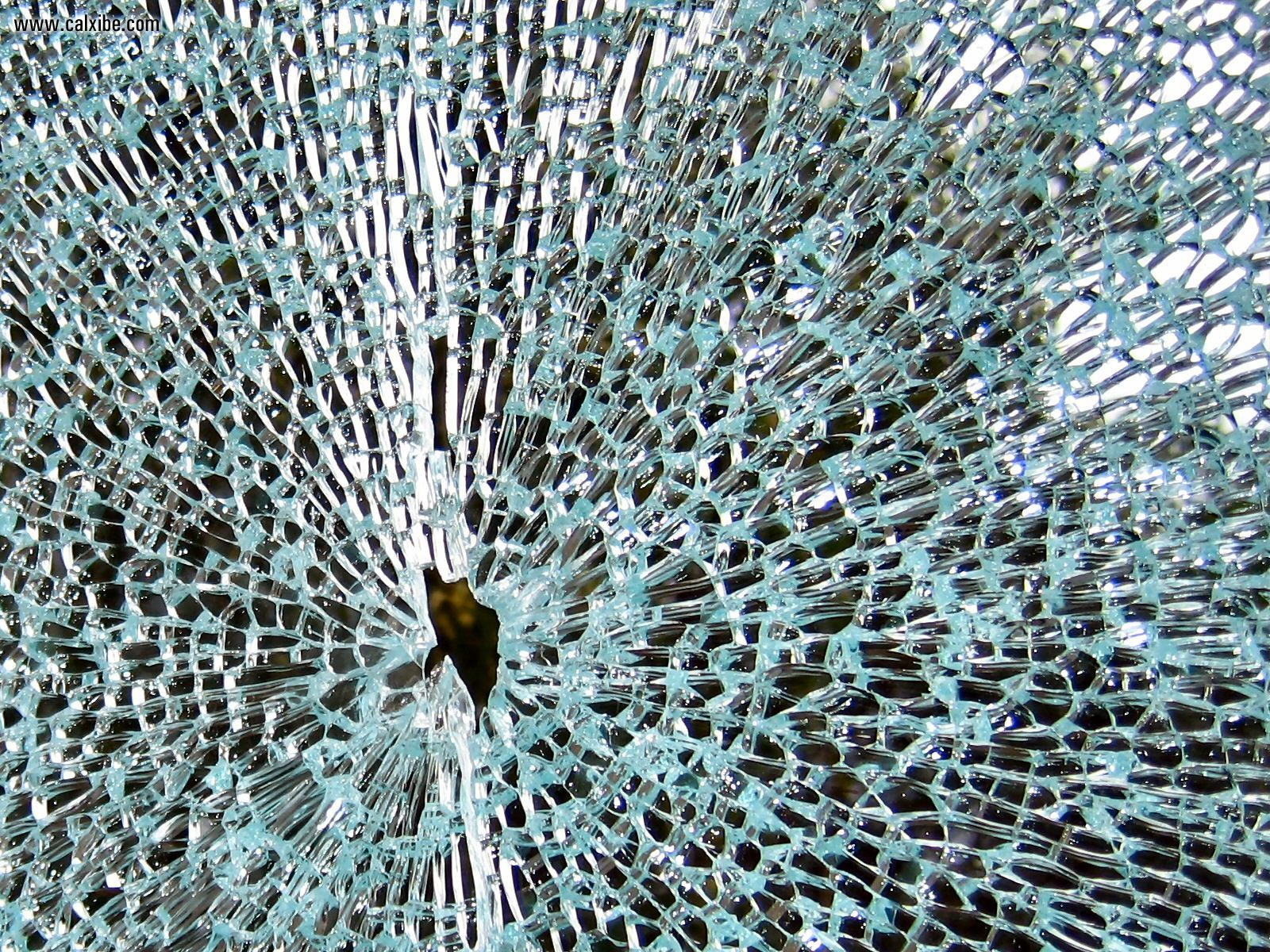 Another Word For Broken Glass
