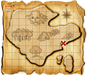 TreasureMap